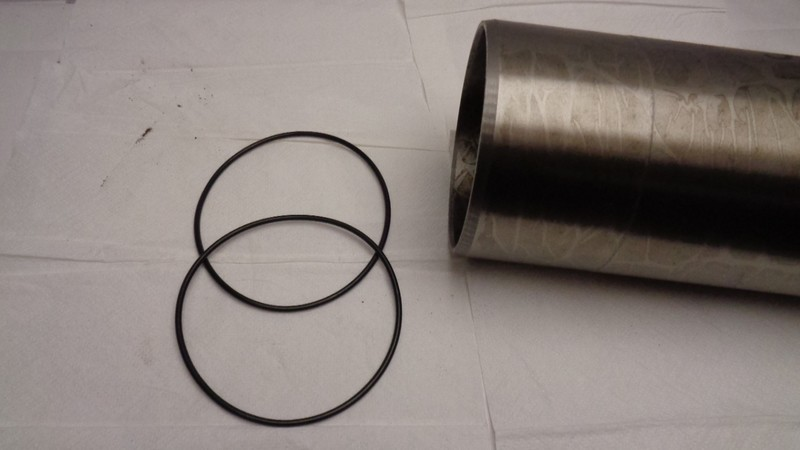 O-ring for sylinderforing 90mm