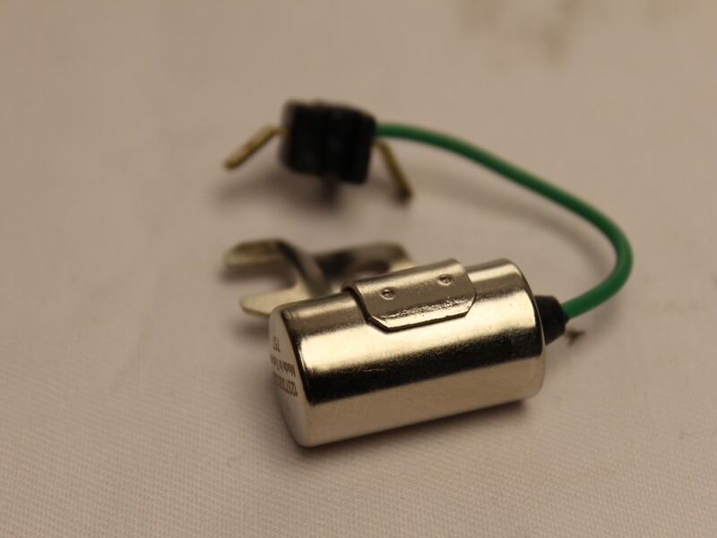 Kondensator for tenningsystem
