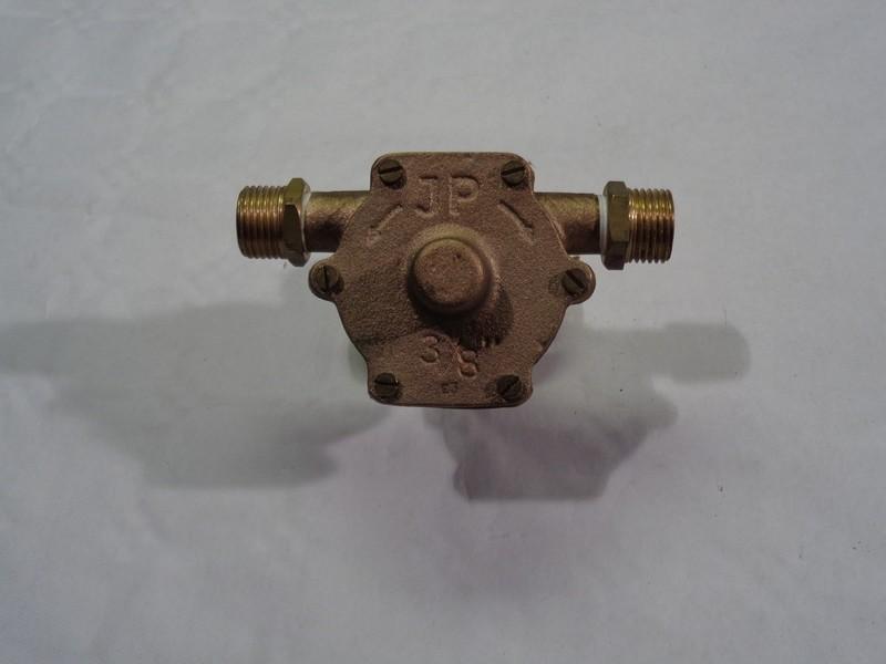 Vannpumpe for S-2 / S-22, impellertype med styrering