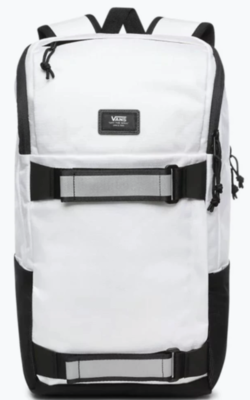 Vans Obstacle Backpack White