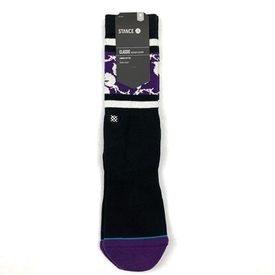 Stance Barbed Aloha Crew Black
