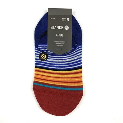 Stance Curren ST No-Show Blue