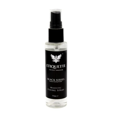 Hairbond® Etiquette - Black Series - Hair (75ml, Majestic 75ml Fixing Spray)…