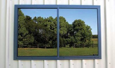 Shed Windows