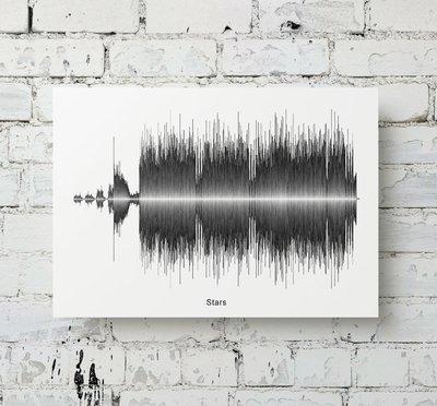 Hum - Stars Soundwave Metal