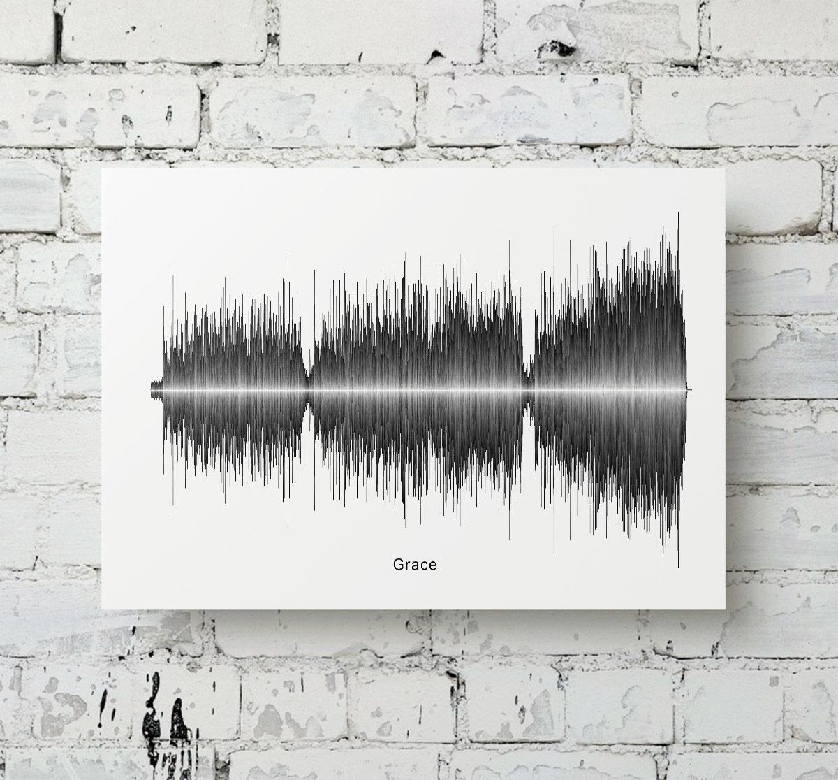 Jeff Buckley - Grace Soundwave Metal