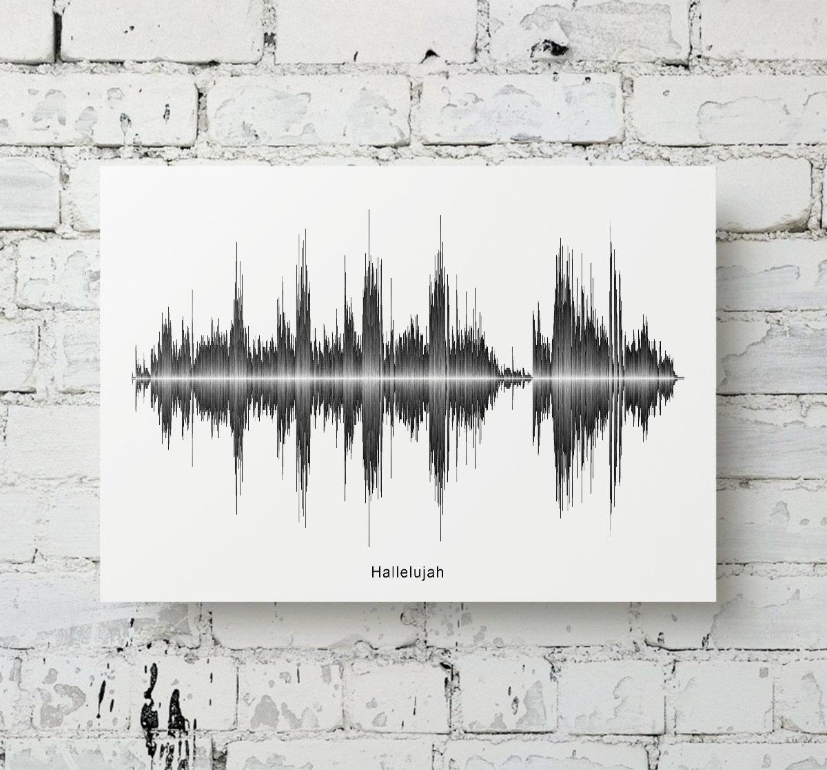 Jeff Buckley - Hallelujah Soundwave Metal