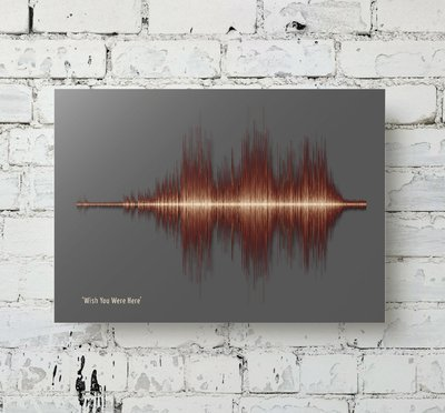 Pink Floyd - Wish You Were Here Soundwave Metal
