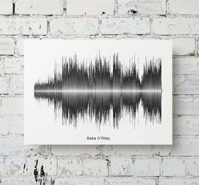 The Who - Baba O'Riley Soundwave Metal