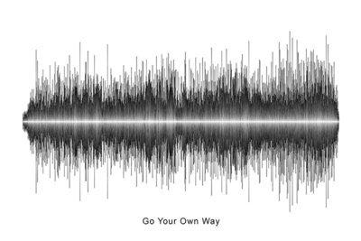 Fleetwood Mac - Go Your Own Way Soundwave Digital Download