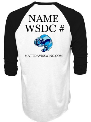 Rising Tide Custom Raglan Shirt