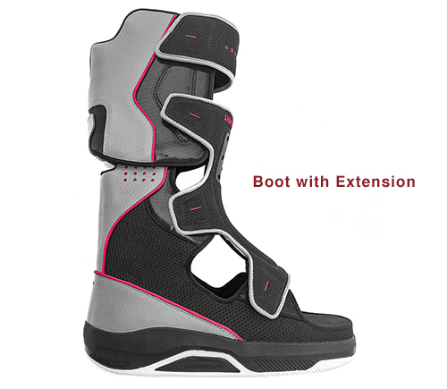 Foot Defender™ - Lower Extremity Ambulatory Protective Device