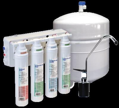 Aqua Flo Platinum Quick Change Reverse Osmosis, 50 GPD