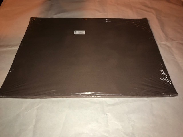 """Paper, Dark Brown, Construction, 18""""x24"""", 80#, 100% Vat Dyed Sulphite, 50sheets/package"""