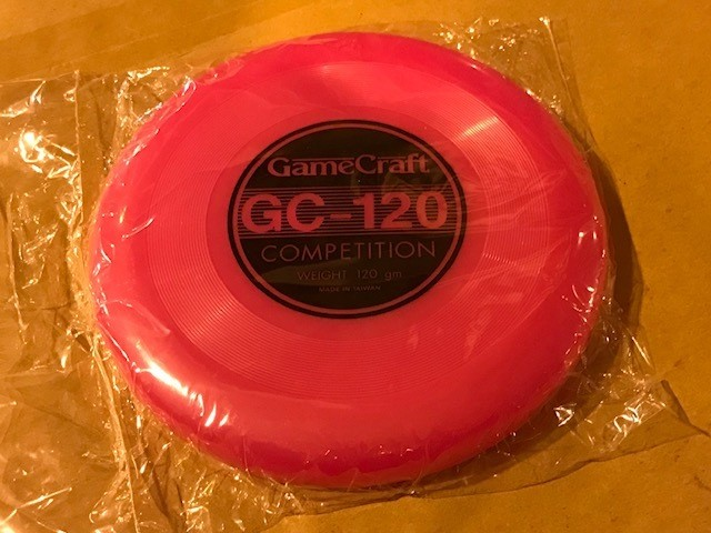 """Frisbee, 9-1/2"""" disc, 120 grams, assorted colors"""