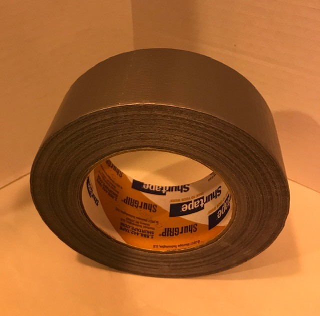 """Tape, Duct, 2"""" x 60 Yards, Silver"""