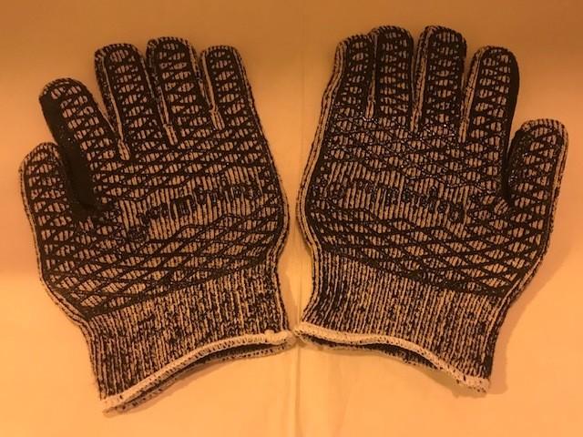 Gloves, Freezer, Large, 6 pr/pkg