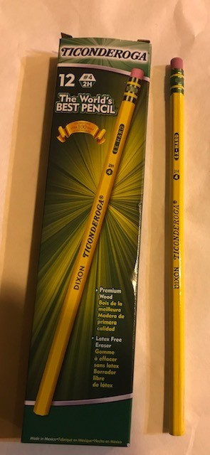 Pencil, #4 (DOZ ONLY)