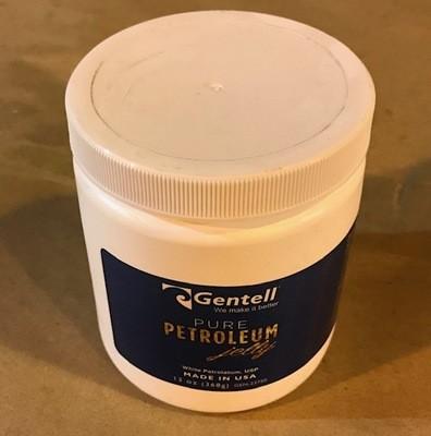 Petroleum Jelly, White, 13 oz. Jar