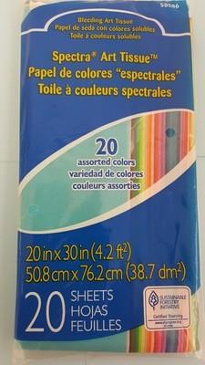 Paper, Tissue, Spectrum, 20