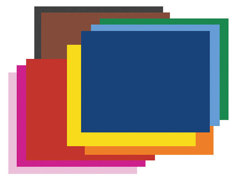 """Poster Board, Assorted Colors, 22""""X 28"""" 25/ SHEETS/PK"""