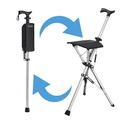 Ta-Da Walking Stick / Chair