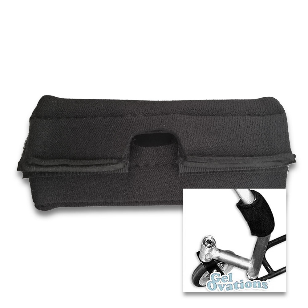 "Gel Knee Protective Wraps (Fixed Frame Manual - Gel 1/4"" - Pair)"