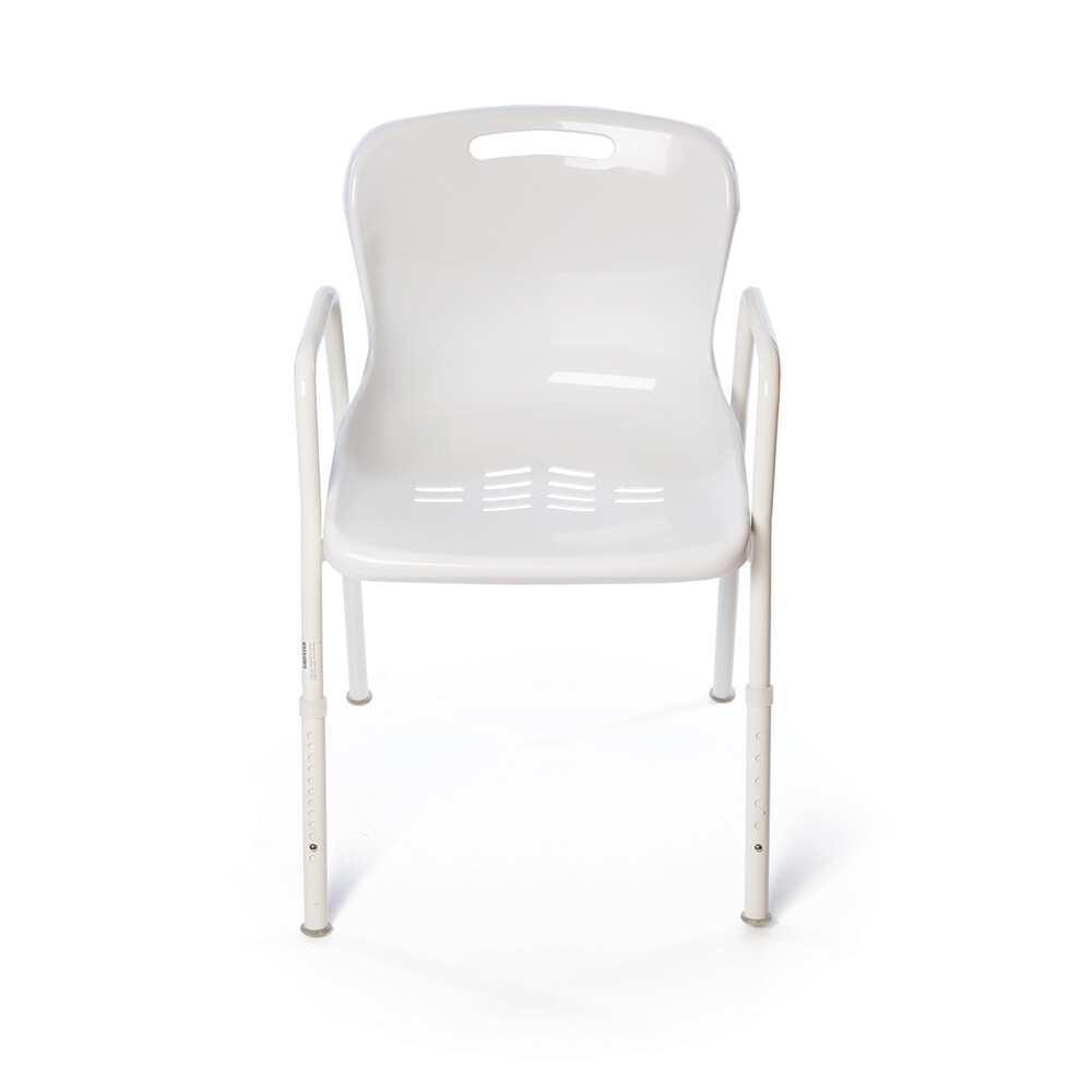 Shower Chair - Height Adjustable