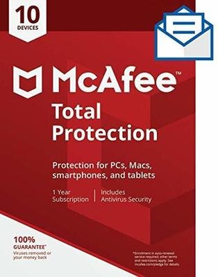 Licence McAfee Internet Security