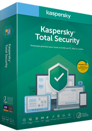 Antivirus Kaspersky Internet Security / Total security