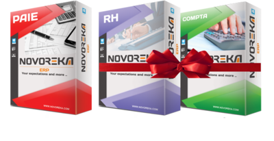 PACK PROMO PRC (Paie + Ressource Humaines + Compta )