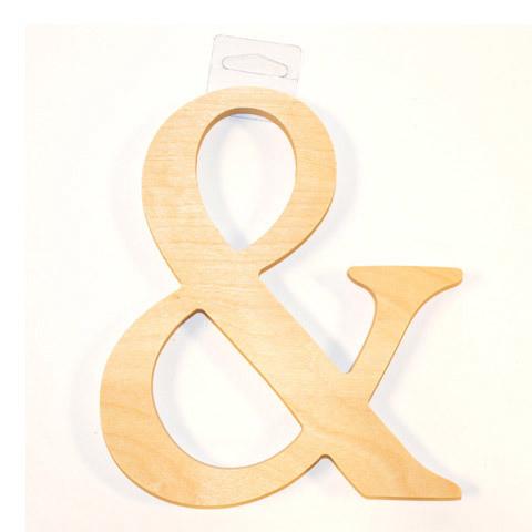 7.25 inch Unfinished Wood Fancy Letter Z