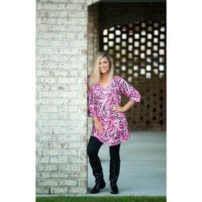 Rhonda Womens Tunic