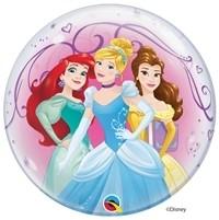 22 inch BUBBLES Disney Princesses (PKG), Price Per EACH
