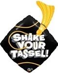 37 inch Shake Your Tassel (PKG), Price Per EACH