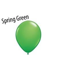 16 inch Qualatex SPRING GREEN, Price Per Bag of   25
