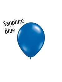 16 inch Qualatex SAPPHIRE BLUE, Price Per Bag of 25
