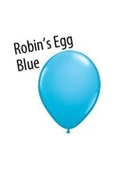 16 inch Qualatex ROBIN'S EGG BLUE, Price Per Bag of  25