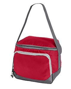 Gemline Rangeley Box Cooler Red