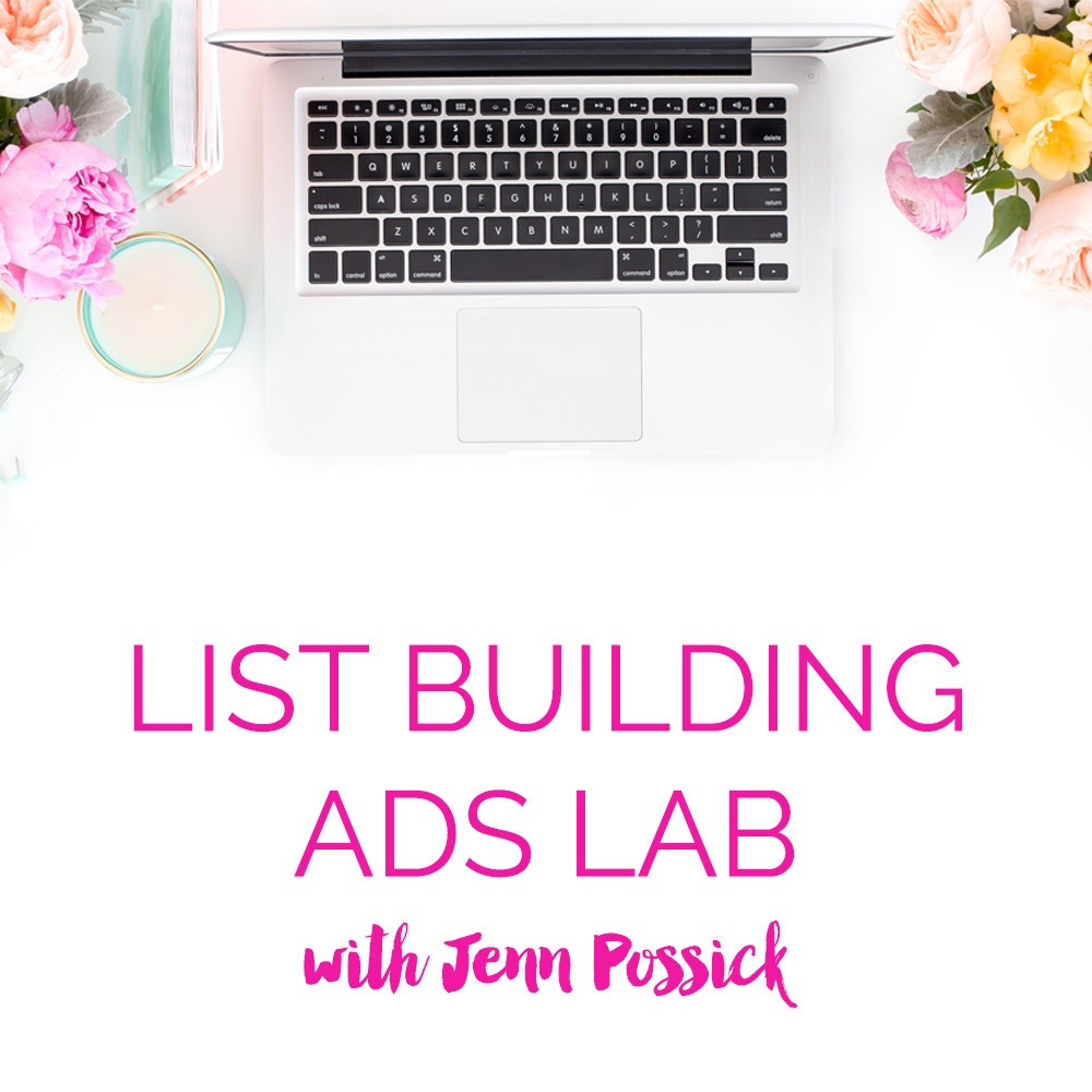 List Building Ads Lab - Self Study