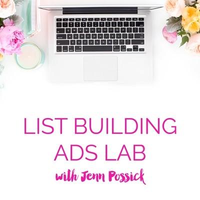 List Building Ads Lab - Self Study