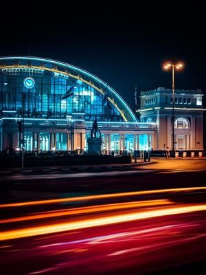 BANGKOK CITY NIGHT 1