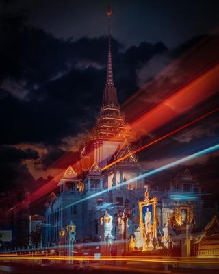 BANGKOK CITY NIGHT 2