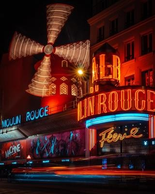 PARIS CITY NIGHT 1