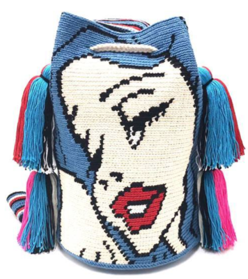 Handwoven Bags  - I LOVE Syria Collection