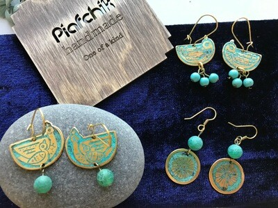 Handmade Earrings - Armenia
