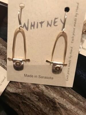 Handmade Earrings - Whitney Designs - US