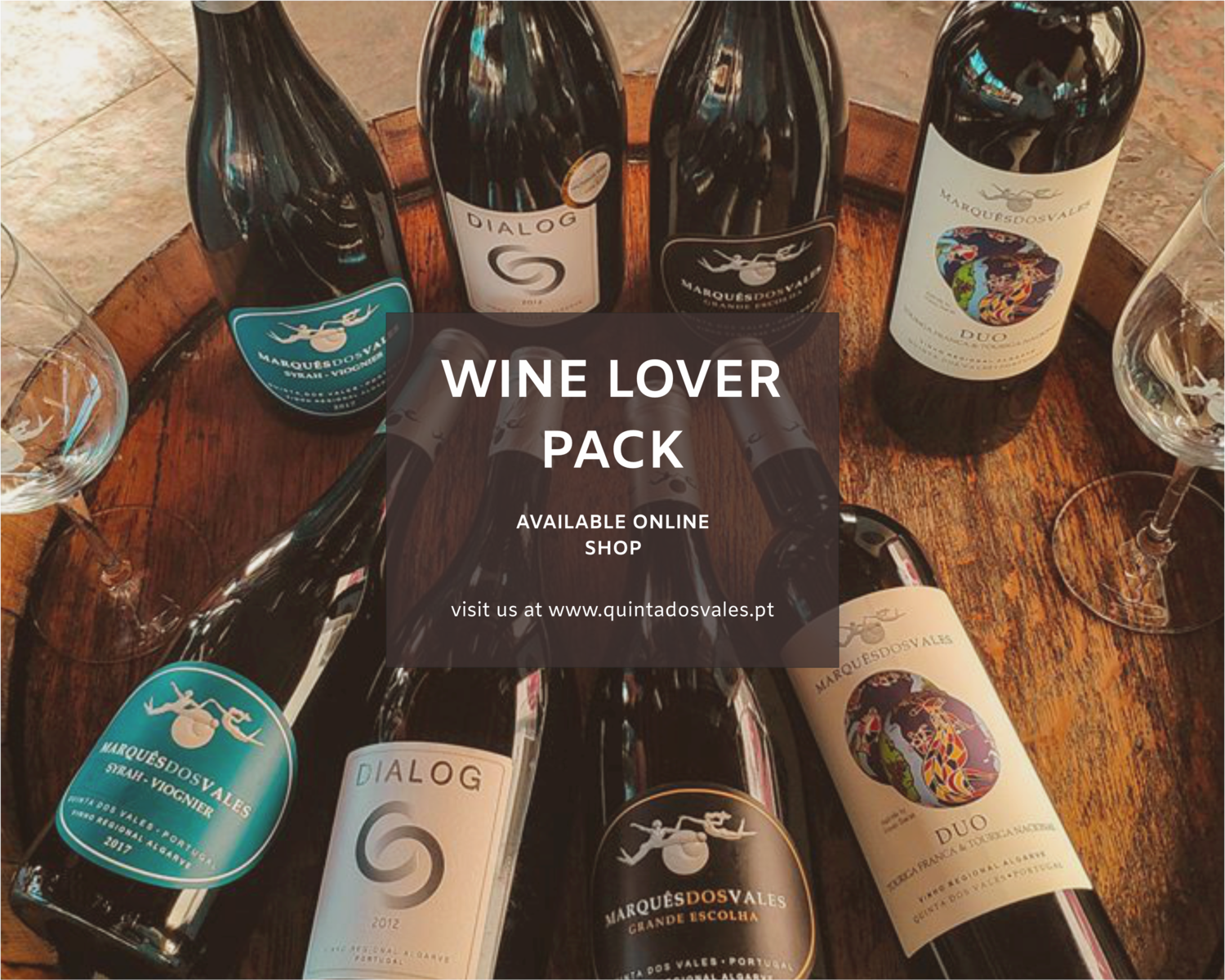 Wine Lover Pack