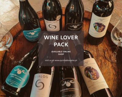 Wine Lover Pack