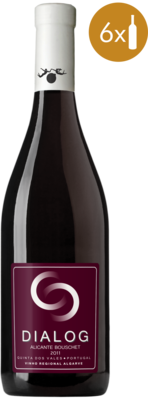 Dialog Alicante Bouschet red 2011 (pack)